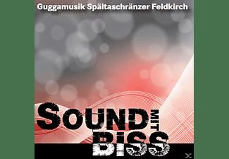 Guggamusik Spältaschränzer Feldkirch - Sound mit Biss  - (CD)