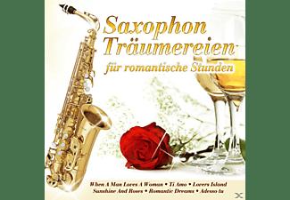 Lui Martin - Saxophon Träumereien f.romantische Stunden  - (CD)
