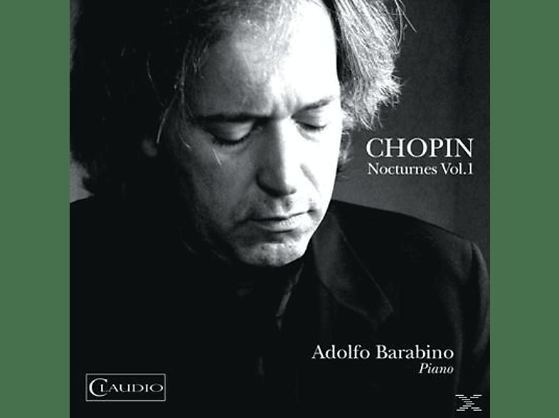 Adolfo Barabino - Adolfo Barabino Vol.1/Chopin: Nocturnes [CD]