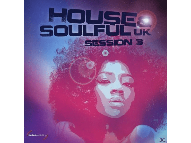 VARIOUS - House & Soulful UK Session Vol.3 [CD]