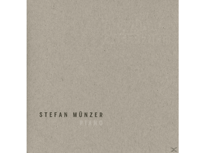 Stefan Münzer - Individual Difference [CD]