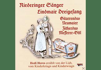 Heres - Vom Kinderkriag'n Und Kinderwiag'n  - (CD)