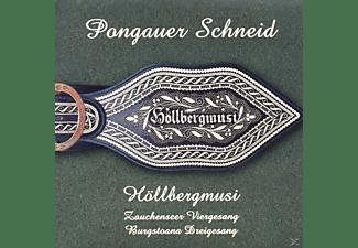Zauchenseer - Pongauer Schneid  - (CD)