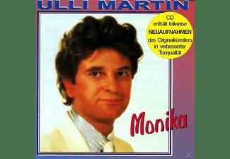 Ulli Martin - Monika (Enthält Re-Recordings)  - (CD)