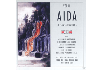 Orch.Sinf.E Coro Di Roma Della RAI - Aida  - (CD)