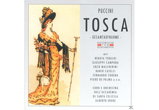 Coro E Orch.Dell'Accademia Di - Tosca  - (CD)