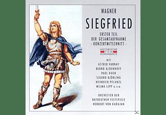 Bfo - Siegfried Erster Teil  - (CD)
