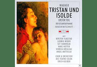 Chor - Tristan & Isolde-Erster Teil  - (CD)