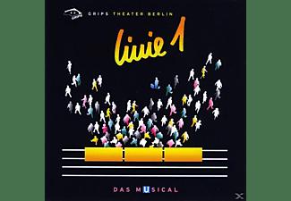 VARIOUS - Linie 1  - (CD)