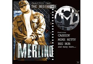 Merlino - Chapter One the Beginning - (CD)