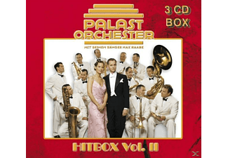 Palast Orchester, Palast Orchester & Max Raabe - Hitbox Vol.2  - (CD)