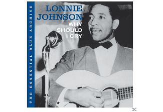 Lonnie Johnson - The essential blue archive:Why should I cry  - (CD)