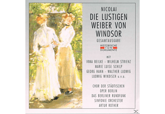 Rother - Lustige Weiber V.Windsor (Ga)'43  - (CD)