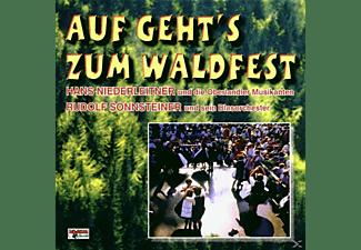 Niederleitner - Auf Geht's Zum Waldfest  - (CD)
