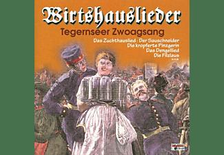Tegernseer Zwoagsang - Wirtshauslieder  - (CD)