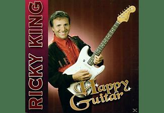 Ricky King - Happy Guitar  - (CD)