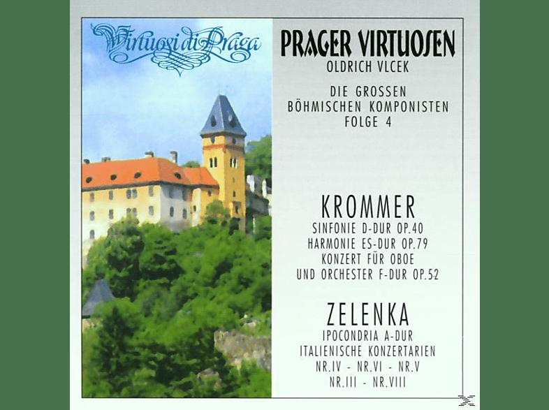 Prager Virtuosen - Die Prager Virtuosen Folge 4 [CD]