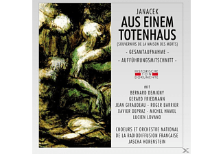 Choeurs Et Orch.National De La Radiodiffusion Fran - Aus Einem Totenhaus (Souvernirs De La Maison Des)  - (CD)