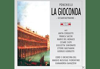 Coro E Orch.Del Maggio Musicale Fiorentino - La Gioconda  - (CD)