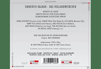 Chor & Orchester Des Wiener Rundfunks - Das Holland Weibchen  - (CD)
