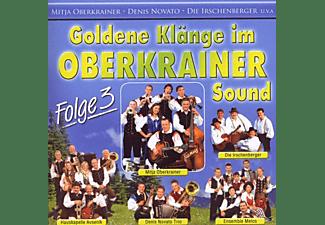 VARIOUS - Goldene Klänge Im Oberkrainer Sound 3  - (CD)