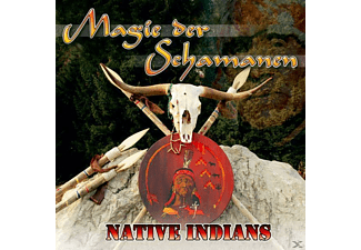 The Tribal Spirit Group - Magie der Schamanen - Native Indians  - (CD)