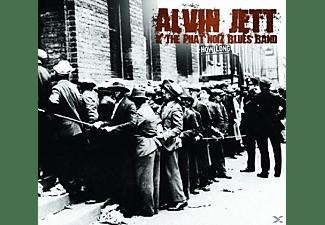 The Phat Noiz Blues Band, Jett, Alvin / Phat Noiz Blues Band, The - How Long  - (CD)