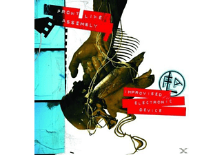 Front Line Assembly - Improvised electronic device  - (CD)