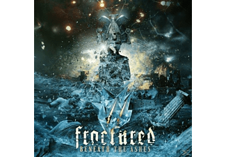 Fractured - Beneath The Ashes  - (CD)