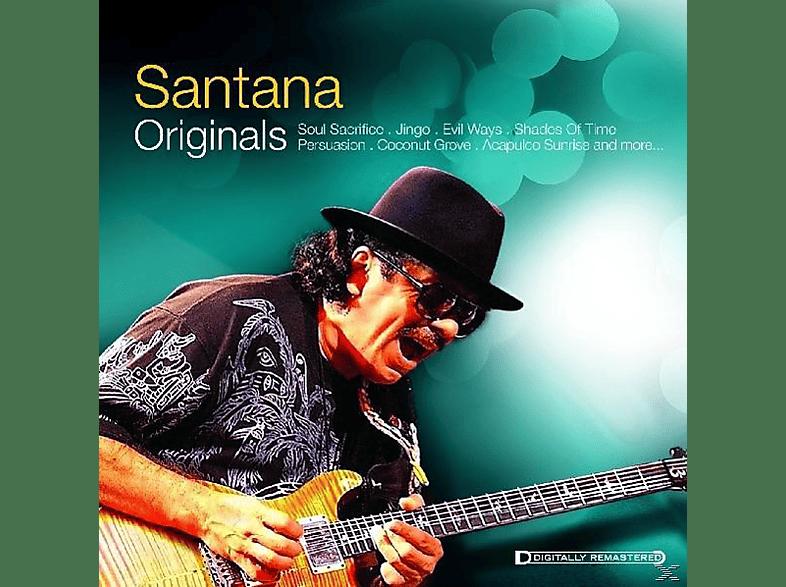 Carlos Santana - Originals [CD]
