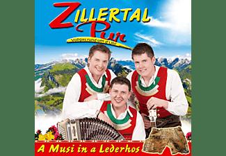 Zillertal Pur - A Musi in a Lederhos  - (CD)
