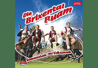 Die Brixental Buam - Sonnenschein und Volksmusik  - (CD)
