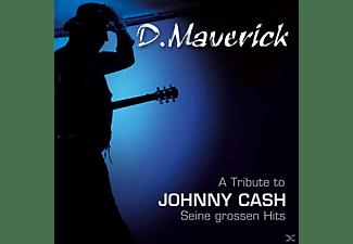 D. Maverick - A Tribute to Johnny Cash-Seine groß.Hits 1  - (CD)