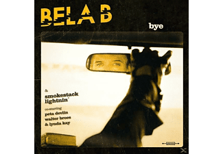 Bela B & Smokestack Lightnin' - Bye - (LP + Bonus-CD)