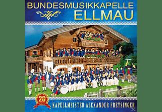 Bundesmusikkapelle Ellmau - 20 Jahre Kapellmeister Alexander Freysinger  - (CD)