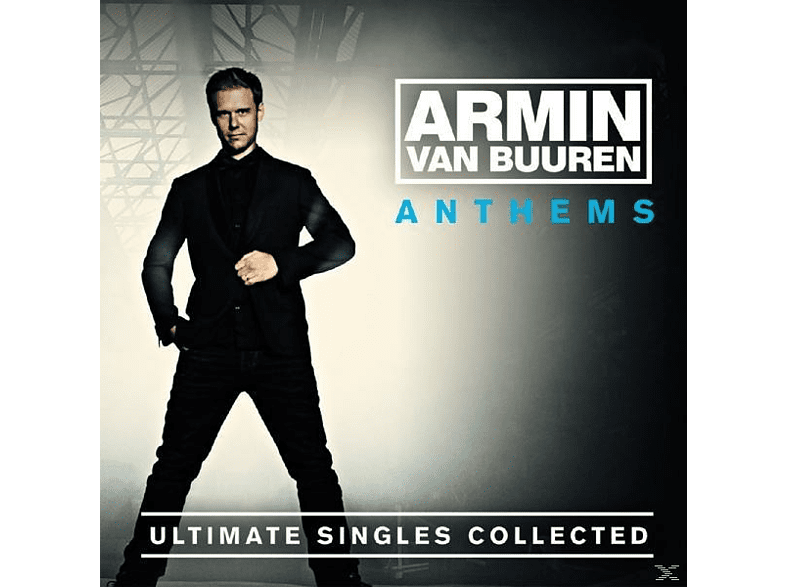 Armin Van Buuren - Anthems-Ultimate Singles Collected [CD]