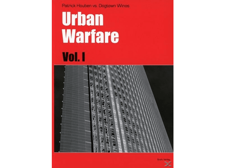 Patrick Houben vs. Dogtown Winos - Urban Warfare - (CD)