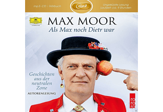 Als Max Noch Dietr War - 2 MP3-CD - Humor/Satire