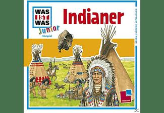 Was Ist Was Junior - Folge 16: Indianer  - (CD)