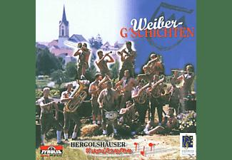 Hergolshäuser Musikanten - Weiberg'schichten Und Mehr  - (CD)