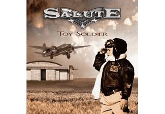 Salute - Toy Soldier  - (CD)
