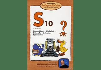 (S10) Schokolade,Spülmaschine,Steinwolle DVD