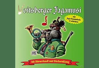 Voitsberger Jagamusi - Mit Hörnerknall und Büchsenklang  - (CD)