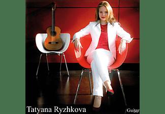 Tatyana Ryzhkova - Guitar  - (CD)