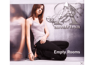 Andrina - Empty Rooms - (Maxi Single CD)