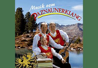 Paznaunerklang - Musik vom  - (CD)