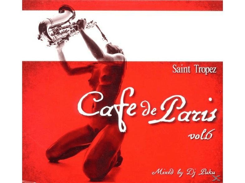VARIOUS - cafe de paris st tropez vol.6 [CD]