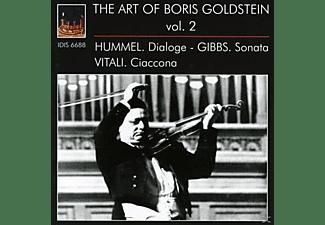 Goldstein,Boris/Kühnl,Claus - Die Kunst des Boris Goldstein,vol.2  - (CD)