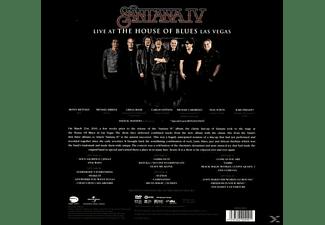 Santana Iv - Live At The House Of Blues,Las Vegas  - (DVD + CD)