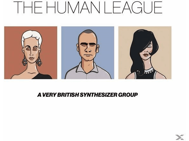 The Human League - Anthology-A Very British Synthesizer Group [CD]